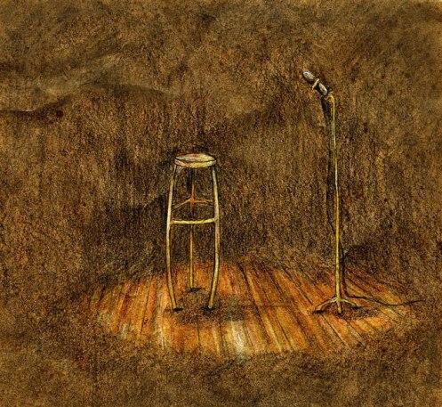 stool-in-spotlight