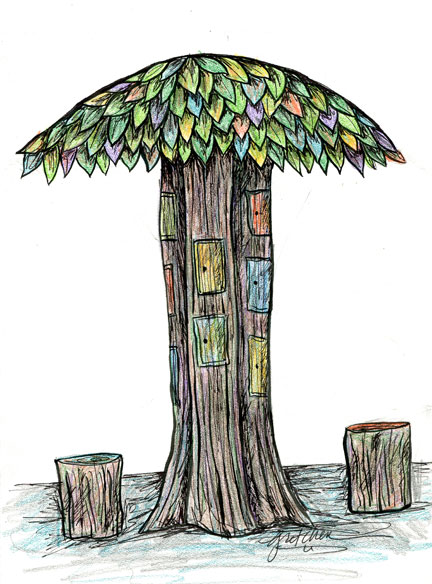 Reading-Tree-rendering